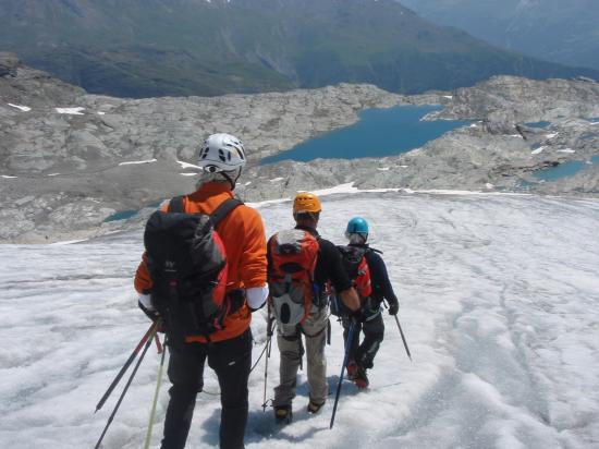 Glacier de l'Arpont