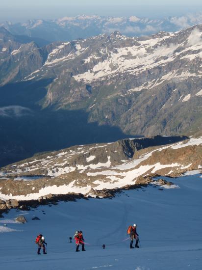Massif du Mont Rose