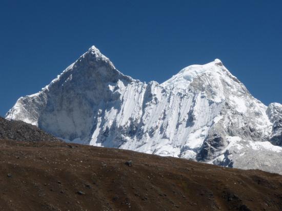 Sommet sud du Huandoy 6160 m