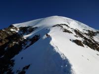 Alphubel, 4206m, (suisse), arête du