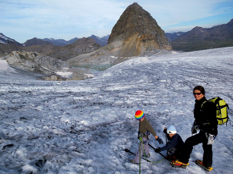 Glacier du grand mean